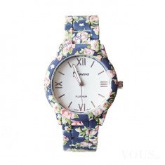 Zegarek w kwiaty OTIEN