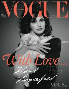 VOGUE Deutsch cover