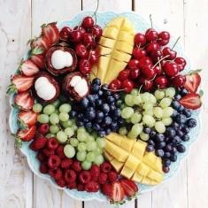 Mnóstwo owoców – same pyszności