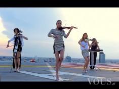 Indila – Dernière Danse (Amadeus Quartet – violin cover instrumental)