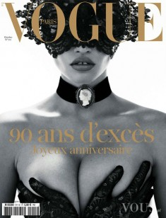 VOGUE Paris cover