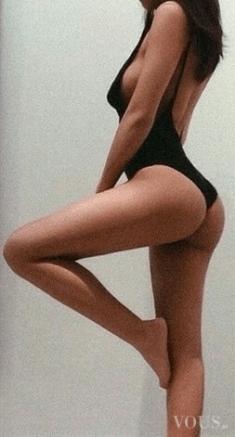Jakie ćwiczenia na takie nogi i pupę są najlepsze? śliczna figura