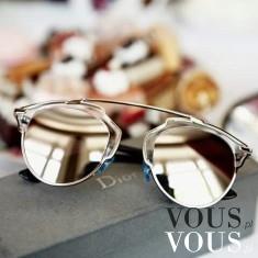 Okulary przeciwsłoneczne z oryginalną oprawką