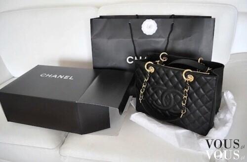 Coco Chanel, torebka ⋆ VOUS.pl 3b0c809eb61