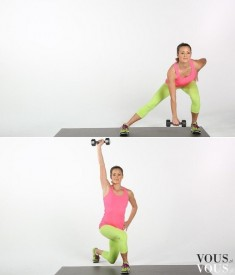 Ćwiczenie na całe ciało