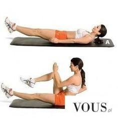 Cwiczenie na brzuch