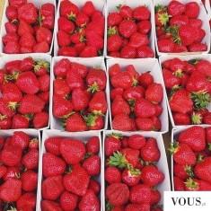 Apetyczne truskawki! Niewiele kalorii i bomba witamin, super zamiennik dla niezdrowych słodyczy