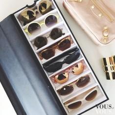 Różne rodzaje okularów przeciwsłonecznych