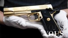Złota broń? Gdzie kupić broń?