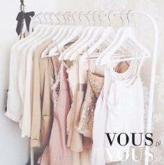 Sukienki w szafie, kolekcja pastelowych sukienek, jakie są wasze ulubione kolory ubrań?