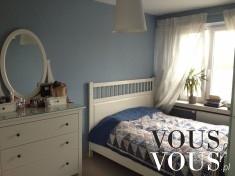 Dziewczęca sypialnia w kolorze błękitu