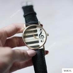 Zegarek z nutkami dostępny w sklepie OTIEN www.otien.com