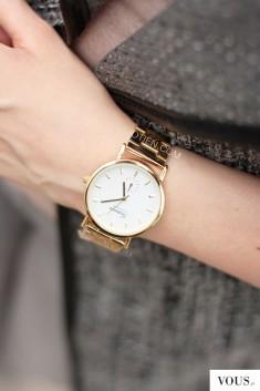 Zegarek złoty a'la Michael Kors dostępny w sklepie OTIEN www.otien.com