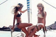 Zgrabne dziewczyny w bikini