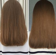 Efekty po dwóch miesiącach – 2 mc – stosowania tabletek hairburst. Włosy szybko rosn ...