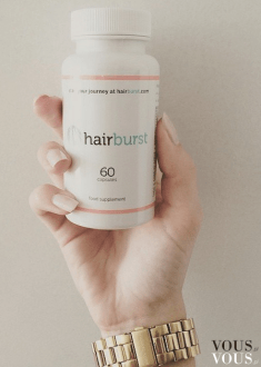 tabletki na porost włosów HAIRBURST, Już w Polsce dostępne są popularne witaminy na dłuższe i pi ...