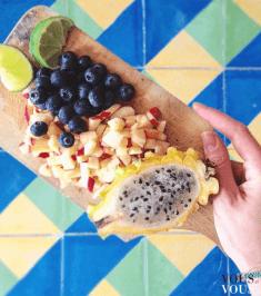Owoce- idealne na pyszną sałatkę