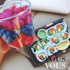Maliny, jagody, truskawki- nadszedł czas na owoce sezonowe!