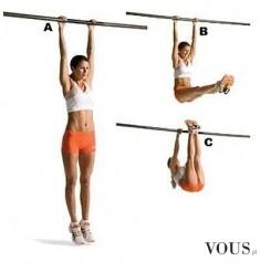 Ćwiczenie na brzuch dla bardziej zaawansowanych