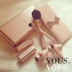 Stylowy zestaw do make up