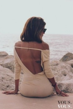 Piękna dziewczyna na plaży