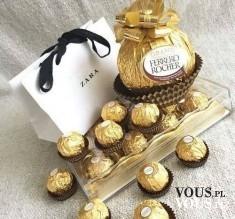 Ferrero Rocher, kto lubi orzechowo-czekoladowe kuleczki