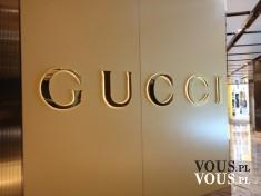 Dom mody Gucci