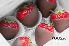 Truskawki w czekoladzie- pychota! Walentynkowe afrodyzjaki