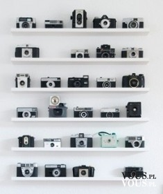 kolekcja aparatów, jaki aparat wybrać do fotografii, jak fotografować?