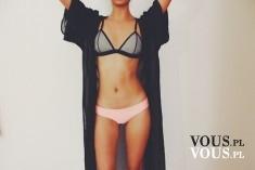 Szczupła kobieta, fit ciało, jak uzyskać takie ciało, ile procent tłuszczu powinnam mieć?