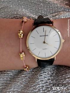 klasyczny elegancki zegarek