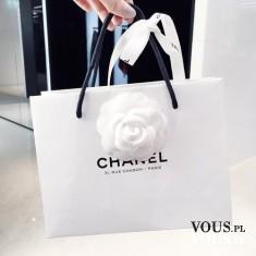 Chanel- zakupy z klasą. Markowe produkty. Zakupy Chanel.