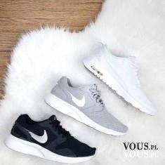 Buty sportowe nike- białe, szare, czarne. Które Wy byście wybrały?