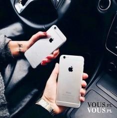 Stylowy smartfon. Iphone.