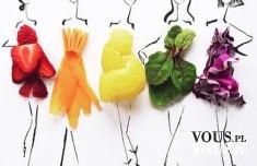 Owoce i warzywa- droga do idealnej sylwetki. Zdrowe jedzenie gwarancją świetnej figury!
