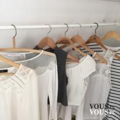 Damska garderoba. Ubrania w jasnych kolorach. W jakich kolorach czujecie się najlepiej?