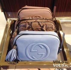Stylowe mini torebki Gucci. Markowa mała torebka. Która podoba się Wam najbardziej?