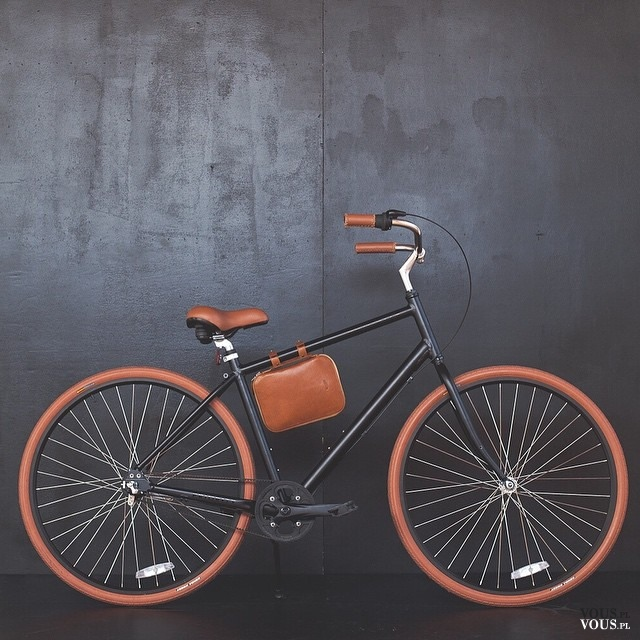 Stylowy rower