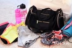 torba treningowa, co zabrać ze sobą na siłownię, w czym ćwiczyć na siłowni?
