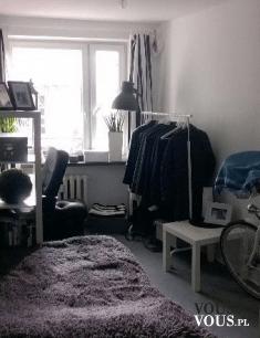 pomysł na urządzenie małego pokoju