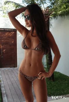 idealna kobieca sylwetka