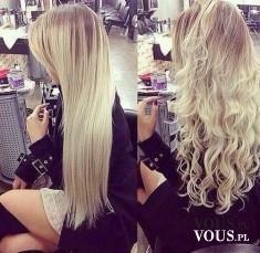 blond włosy, która fryzura lepsza, jak zrobić takie loki ?