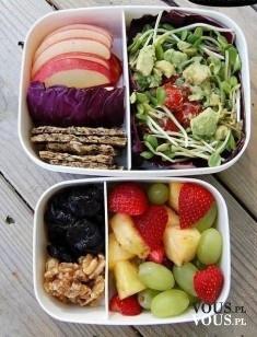 propozycje zdrowego lunchu, lunchbox