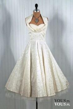 biała sukienka balowa, sukienka na wesele