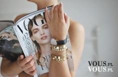Vogue- magazyn o modzie i stylu życia.