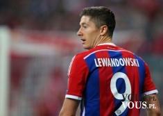 Lewandowski 5 bramek w 9 minut – Bayern vs. Wolfsburg