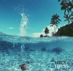 czysta woda, plaża, tapeta na pulpit