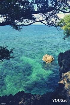 rajska wyspa, wakacje nad morzem, tapeta na pulpit
