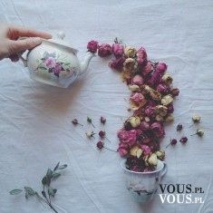 kompozycja z kwiatów, piękne róże
