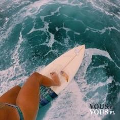 zgrabne nogi, surffing, jak nauczyć się surffować